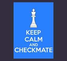 Keep Calm And Checkmate Unisex T-Shirt