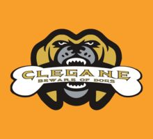 House Clegane Sport sigil by superedu
