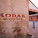 KODAK Supplies, Chiltern by Natalie Ord