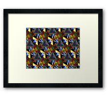 Honeycomb 1 A Framed Print
