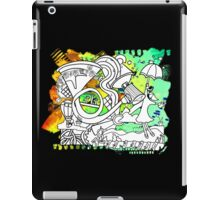 """""""French Horn"""" Great Graffiti Graphics  iPad Case/Skin"""
