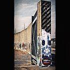Graffiti Wall by Dan  Wampler