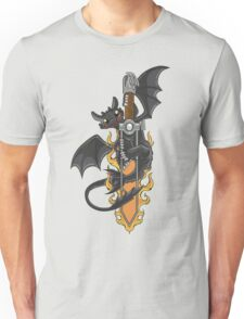 Toothless & Sword Tat Unisex T-Shirt