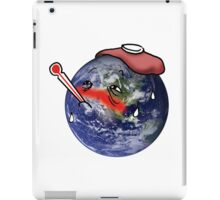 Global Warming iPad Case/Skin