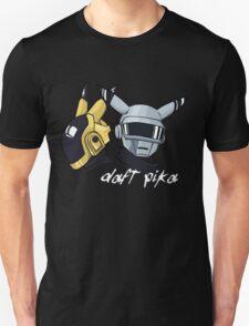 Daft Punk - Pikachu version (color) T-Shirt