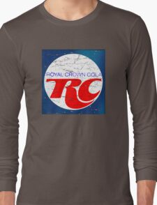Vintage RC Cola design Long Sleeve T-Shirt