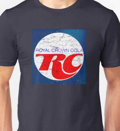 Vintage RC Cola design Unisex T-Shirt