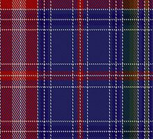02260 Unidentified Cant #03 Tartan Fabric Print Iphone Case by Detnecs2013