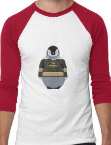 Tyler Penguin Men's Baseball ¾ T-Shirt