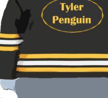 Tyler Penguin Sticker