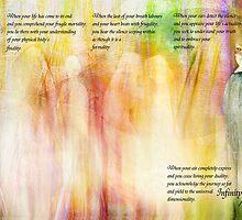 Infinity Speaks by Juliemrae