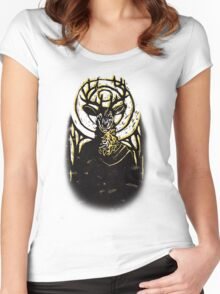 Elk Lord Women's Fitted Scoop T-Shirt