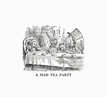 "Alice In Wonderland ""Mad Tea Party""   Unisex T-Shirt"