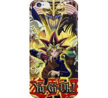 Fan art Yu gi oh iPhone Case/Skin