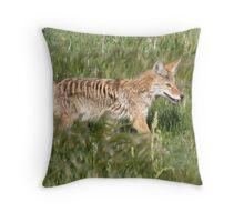 Afternoon Hunter Throw Pillow