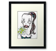 Empty Pockets Framed Print