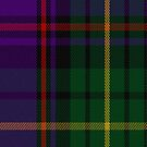 02266 Fragmented Fragment Unidentified Artefact Tartan Fabric Print Iphone Case by Detnecs2013