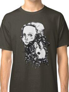 Alice & the Rabbit Classic T-Shirt