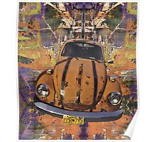 VW Bug power Poster