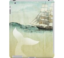White Tail iPad Case/Skin
