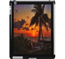 Isla Sunset iPad Case/Skin