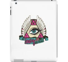 My Crazy Girlfriend Triangle iPad Case iPad Case/Skin