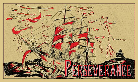 Perseverance  by cechdesigns