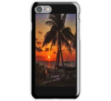 Isla Sunset iPhone Case/Skin