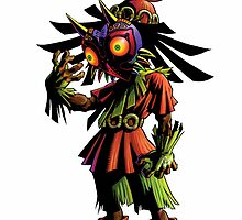 Skull Kid by Someone Somewhere
