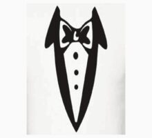 tuxedo by custom stickers and tshirts