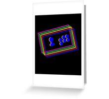 Arcadeon Greeting Card