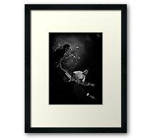 Pez Lopez Framed Print