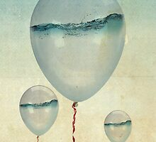 Wet Weather Balloons by Vin  Zzep