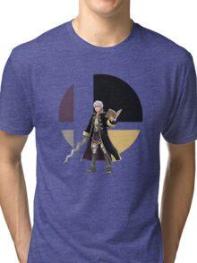 I Main Robin (Male) Tri-blend T-Shirt