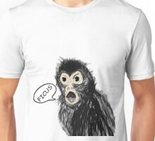 Talking Monkey from the Future Unisex T-Shirt
