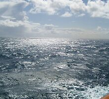 Choppy Seas through the Bay of Biscay by SeasideDweller