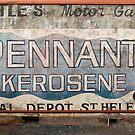 Pennant Kerosene by Natalie Ord