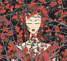 Sleeping Beauty - Oriental Version by Paula Belle Flores