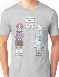 Animal Puns Unisex T-Shirt