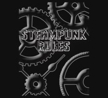 Steampunk Rules by Samuel Sheats
