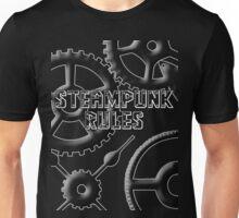 Steampunk Rules Unisex T-Shirt