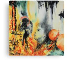 Ivresse, featured in Solo Exhibition Canvas Print