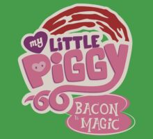 My Little Piggy - Bacon is Magic Baby Tee