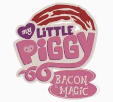 My Little Piggy - Bacon is Magic One Piece - Short Sleeve