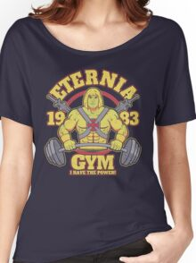 Eternia Gym Women's Relaxed Fit T-Shirt