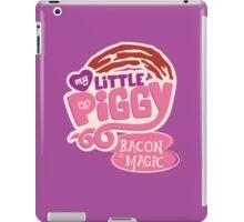 My Little Piggy - Bacon is Magic iPad Case/Skin