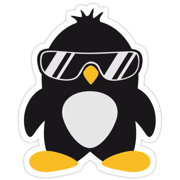 Cool Penguin by Style-O-Mat