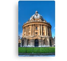 Radcliffe Camera Oxford Canvas Print