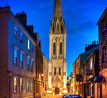 Wesley Memorial Church Oxford by mlphoto