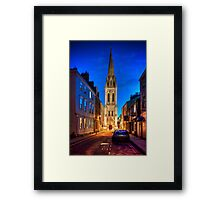 Wesley Memorial Church Oxford Framed Print